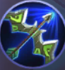 Iron Hunting Bow icon