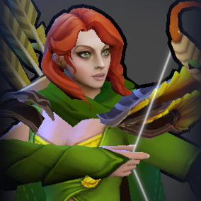 Windranger icon