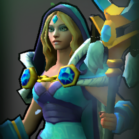Crystal Maiden icon