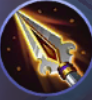 Regular Spear icon